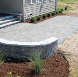 Patios & Retaining Walls